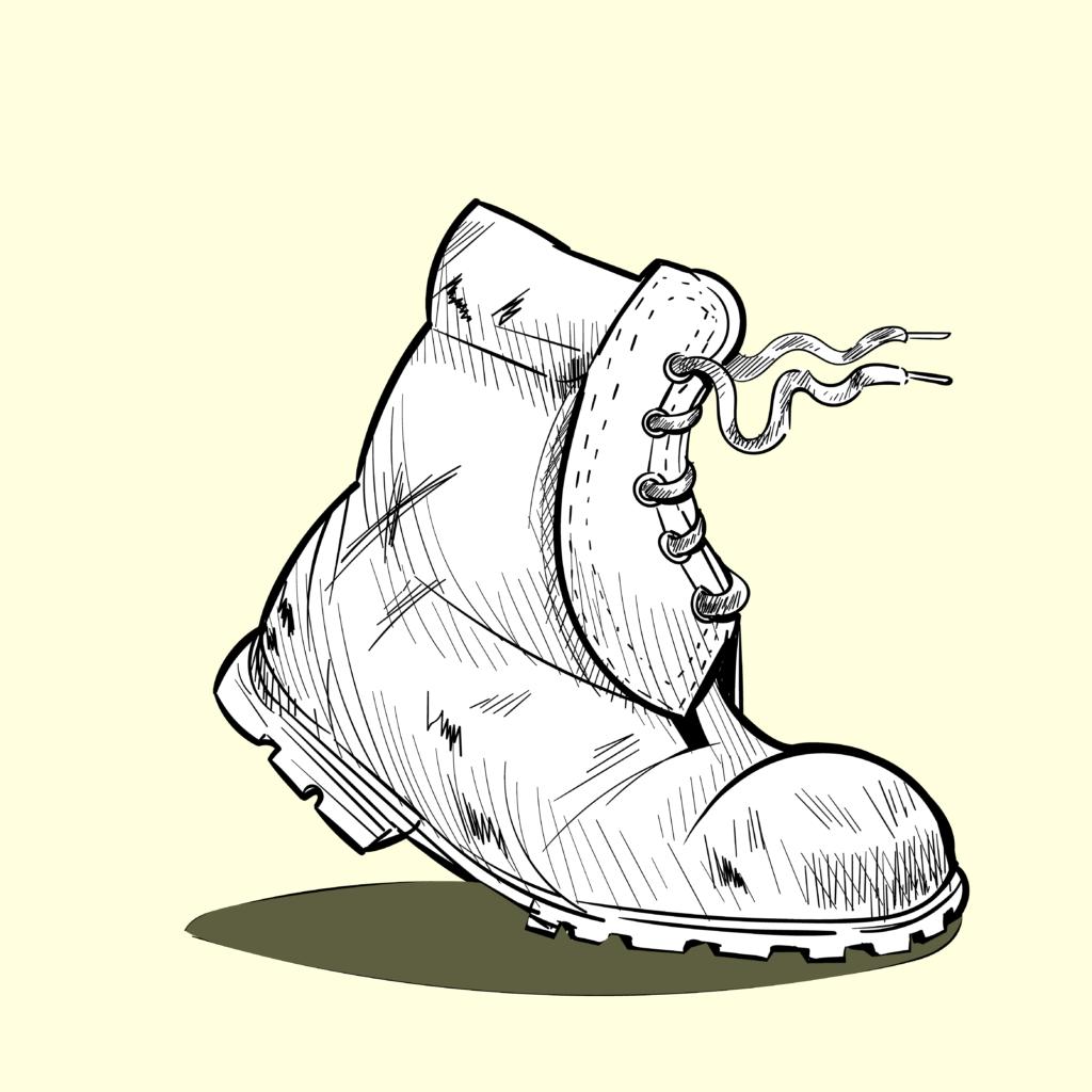 Правильная форма для детской обуви: носок, задник, подошва