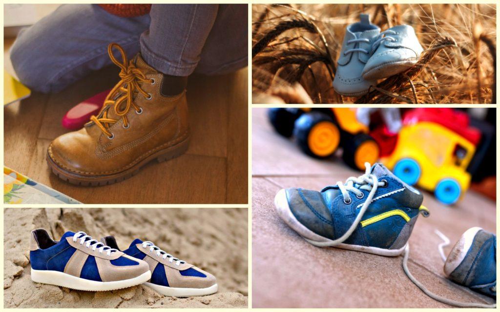 Выбор материала детской обуви: натуральная кожа